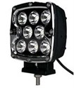 LED Spreder, 80 Watt IP67 5600 lumen EMerket