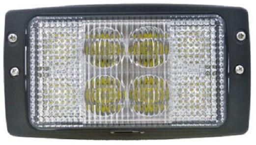 Massey Ferguson 40w LED lys for innfelling | altiutstyr.no