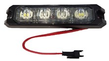 Oransje LED modul for TBD2163 lysbjelker