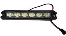 Oransje LED modul for TBD2163 bjelker