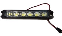 Hvit LED modul for TBD2163 lysbjelker